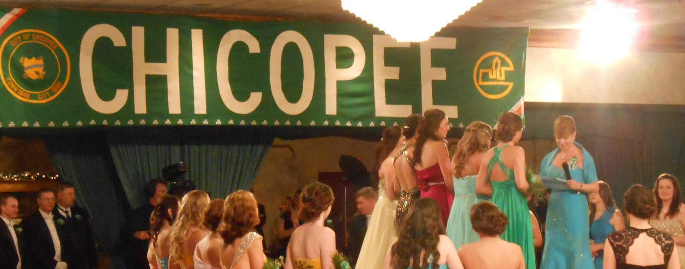 Chicopee Colleen Contest Application