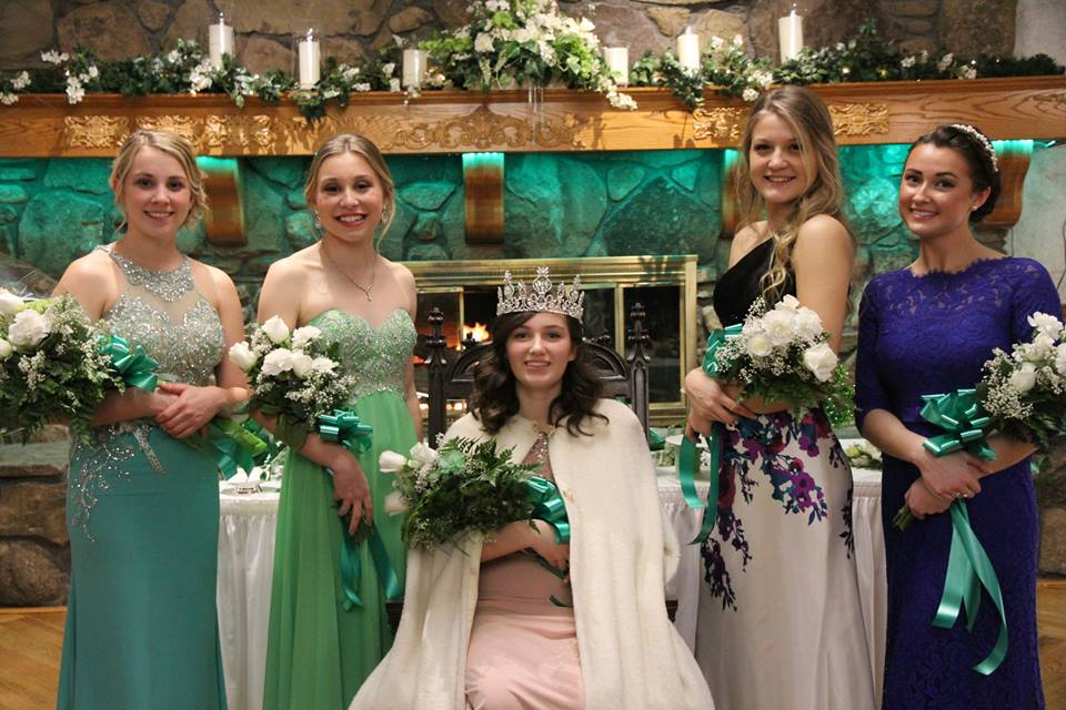 2016 Chicopee Colleen and Court