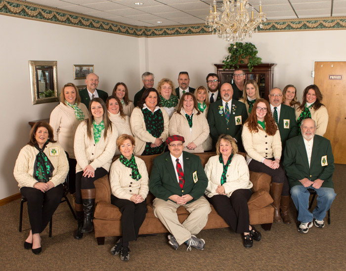 2018 Chicopee St. Patrick's Parade Committee