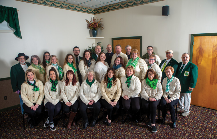 2020 Chicopee St Patrick's Parade Committee