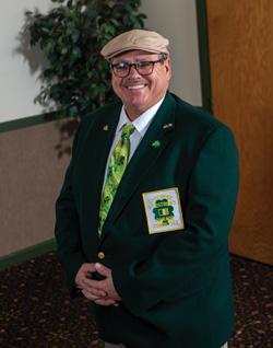 2020 Woods Winner, Ed Kenfield